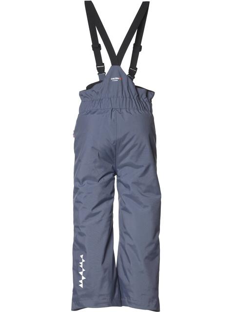 Isbjörn Powder - Pantalones de Trekking Niños - gris